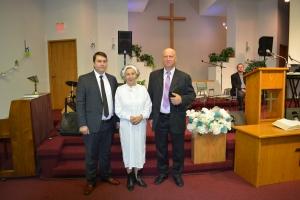 Botez Sora Maria Hermenean